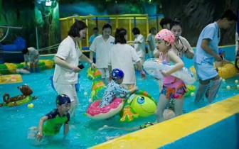 婴幼儿儿童水上乐园