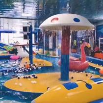 移动室内儿童水上乐园