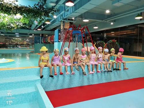 大同润儿童精英会所儿童水上乐园
