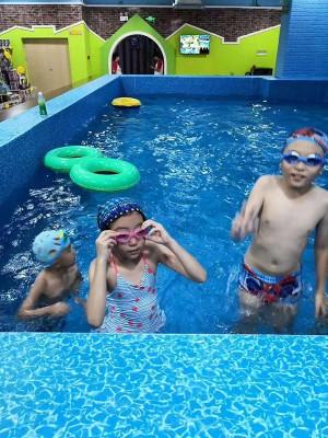 上海浦江凯瑞宝贝儿童水上乐园