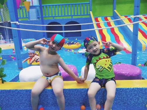 呼和浩特伊顿儿童水上乐园