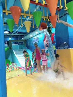 广州顺德丹尼熊儿童水上乐园